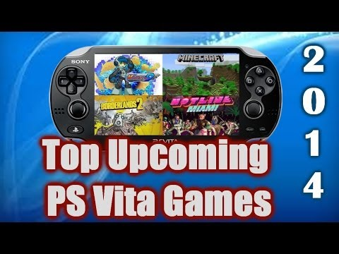 All New Top Upcoming PS Vita Games For 2014