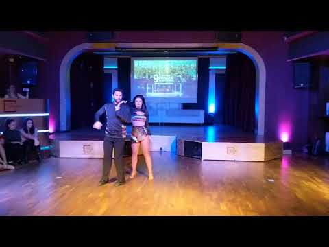 PZC2018 with Andressa & Freddy in Performance ~ video by Zouk Soul