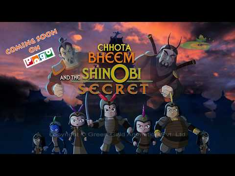 Chhota Bheem and the Shinobi Secret Movie