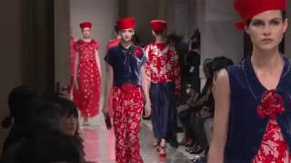 Giorgio Armani 2020 Cruise Men's and Women's Collections