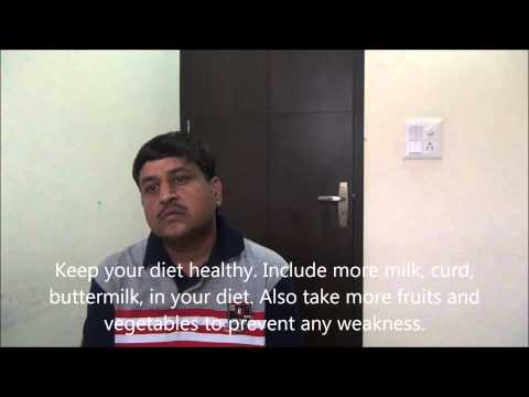 Weight loss surgery in India: Diabetes treated