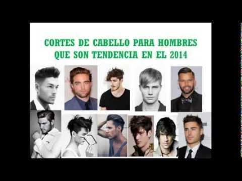 CORTES DE CABELLO PARA HOMBRES 2014 / ESTILOS Y TENDENCIAS