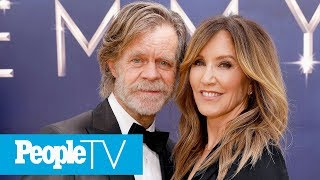 Why William H. Macy Wasn't Charged In College Cheating Scandal | PeopleTV