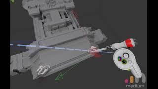 VR Sculpt Sessions Oculus Medium
