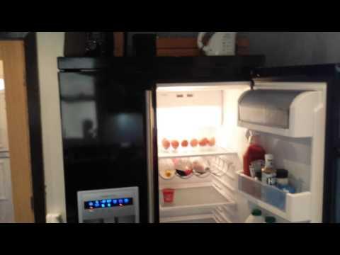 Annoying Snapping RangeMaster Fridge Freezer
