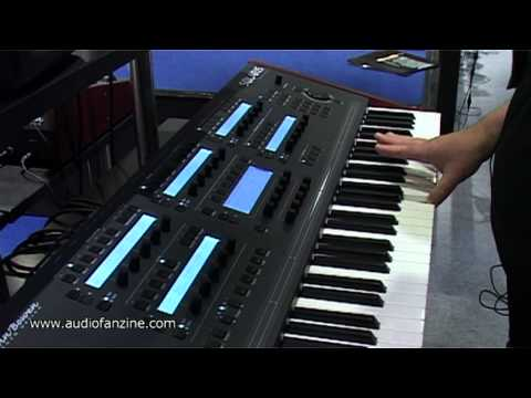 JOHN BOWEN SOLARIS video demo [Musikmesse 2011]