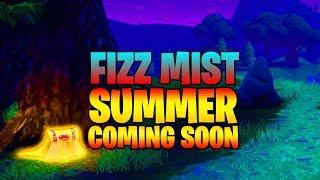 Fizz Mist: Summer 2018 Streams - Coming Soon!