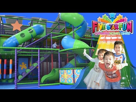 Indoor Playground Fun Cool HD - Children's Activity Indoor Center in Sligo Ireland