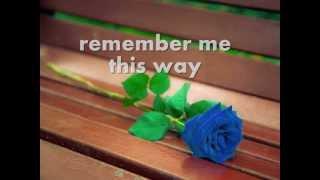 Watch Jordan Hill Remember Me This Way video
