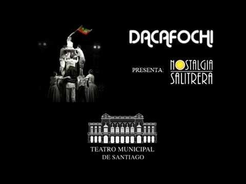 Presentación DACAFOCHI ,en El Teatro Municipal de Santiago