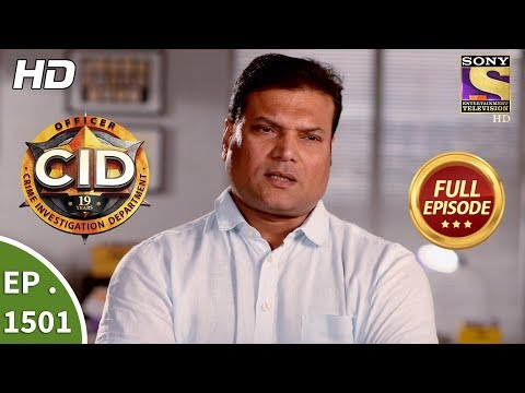 CID - Ep 1501 - Full Episode - 3rd March, 2018 thumbnail