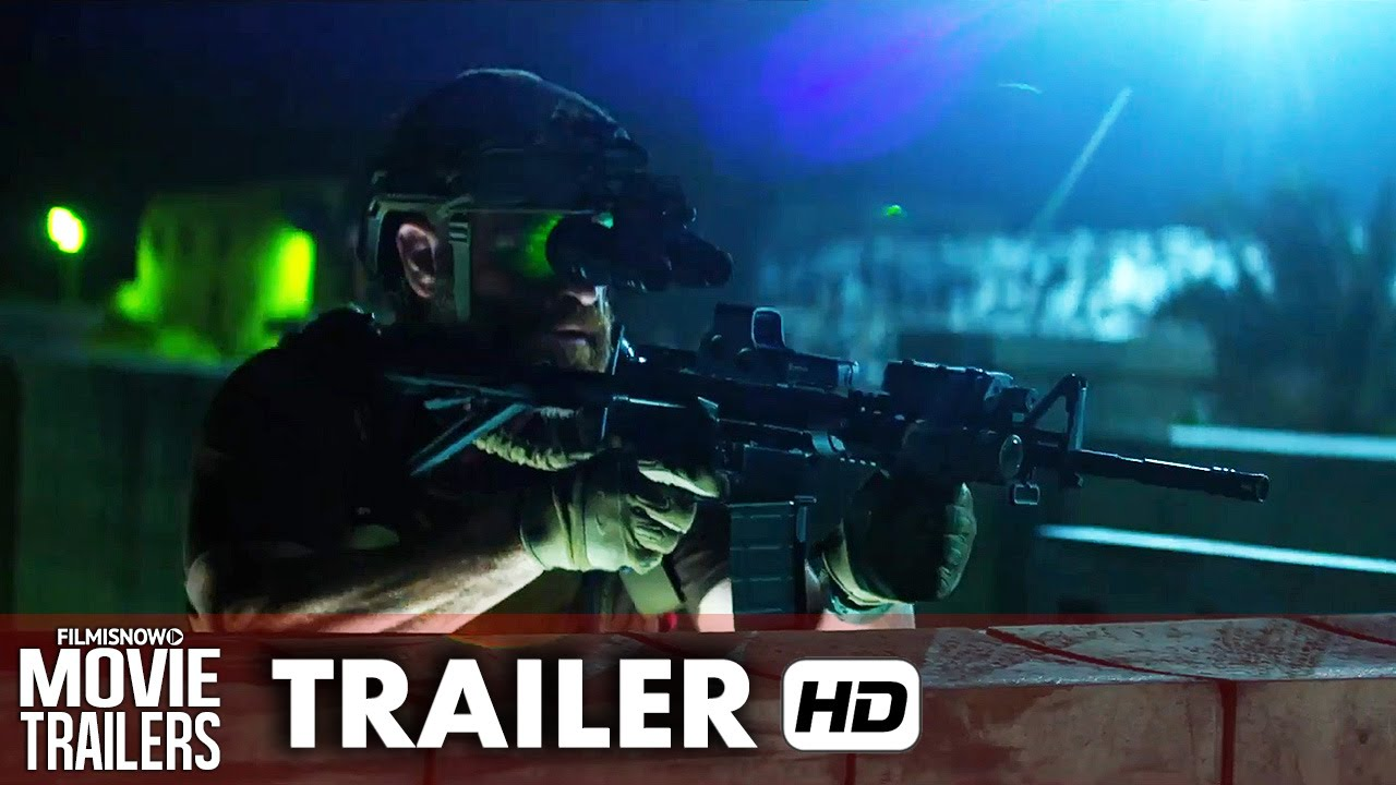 13 Hours: The Secret Soldiers of Benghazi International Trailer - Michael Bay [HD]