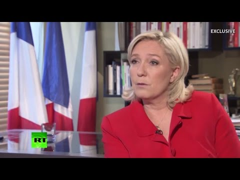 'EU is in process of collapsing on itself' – Marine Le Pen to RT (EXCLUSIVE)