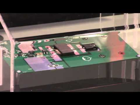 IR+Infineon explains their GaN-based flatscreen power solution
