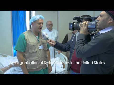 SAMS Medical Mission to Lebanon, Februay 2016 - Ophthalmology Program