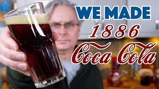 🔵 We Made 1886 Coca Cola Recipe || Glen & Friends Cooking