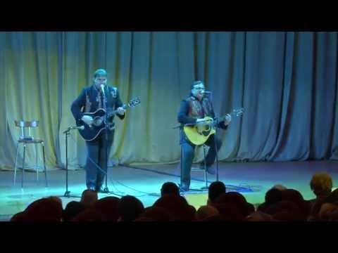 Братья Радченко концерт в храме Христа Спасителя 6 марта 2013