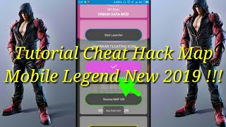 Tutorial Cheat Hack Map Mobile Legend 2019 No Root