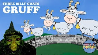 Three Billy Goats Gruff   Nursery Rhymes & Kids Songs
