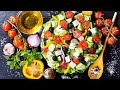 No - Exercise -No Diet Lose Belly Lose 10 kg In Week Side Fat Arm Fat Super Fast | Healthy Salad!