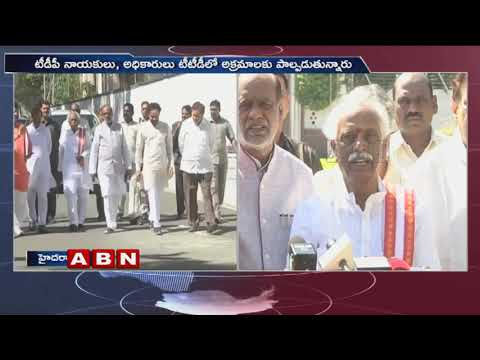 TBJP President Laxman Holds Press Meet over TTD Scams   ABN Telugu