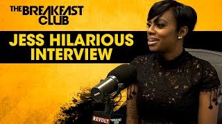 Download Lagu Jess Hilarious Talks Comedy Come Up, Relationships, Role In 'Rel' + More Gratis STAFABAND