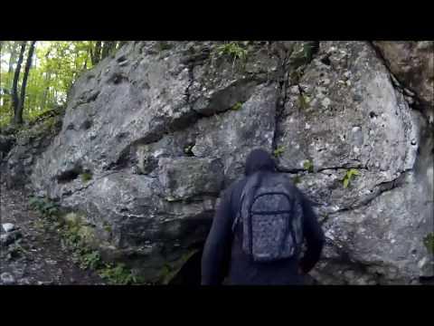 Wejście Do Jaskini W Zielonej Górze - 18.06.2017