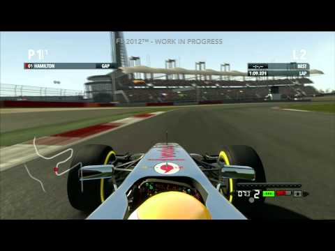 Codemasters F1 2012 Circuit of the Americas HD EXCLUSIVE
