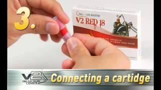 V2 Electronic Cigarette Starter Kit