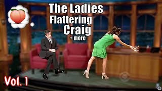 The Ladies Complimenting & Flattering Craig Ferguson - Fresh New Compilation 2017 #1