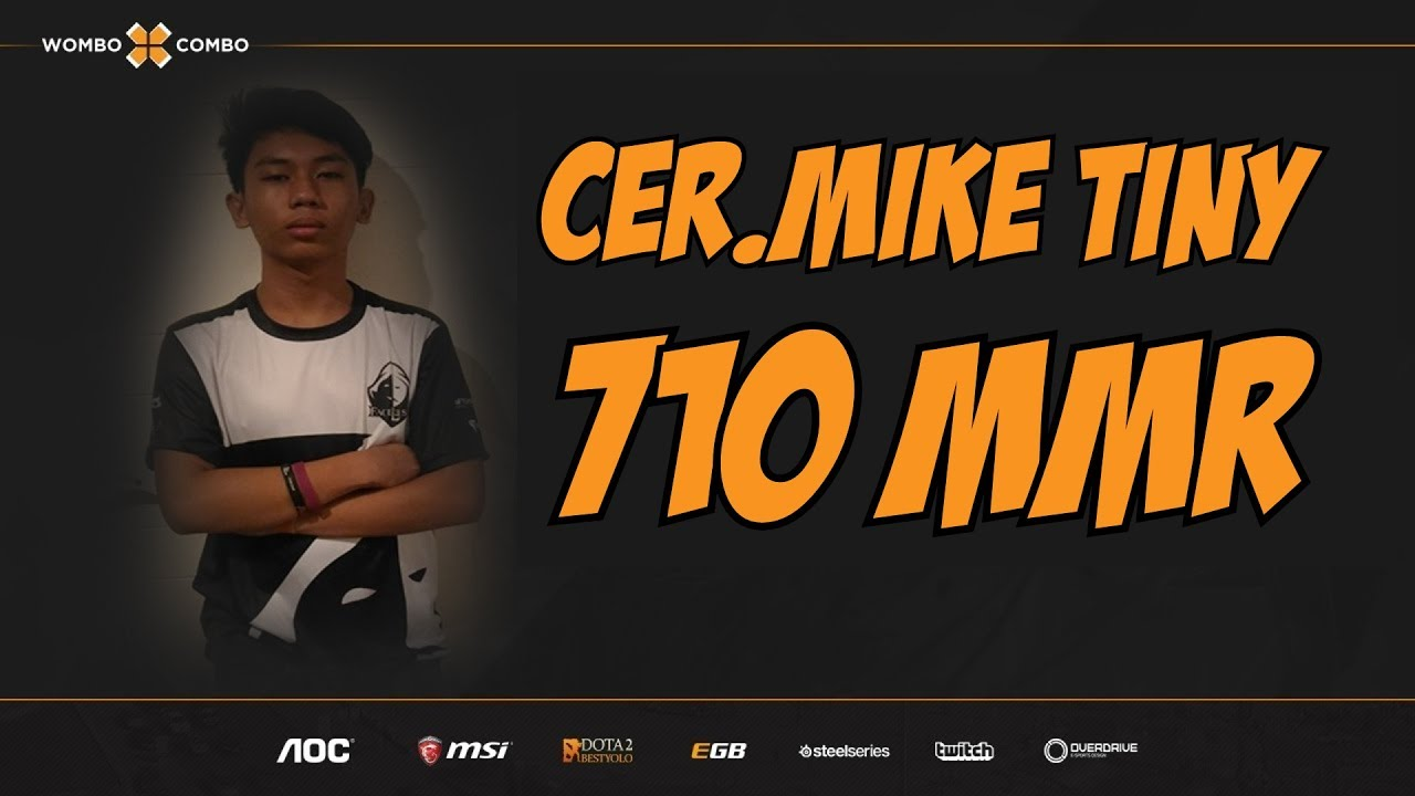 Cer.Mike.WxC Plays Tiny | Come Back is Real | 710 MMR Adverntures