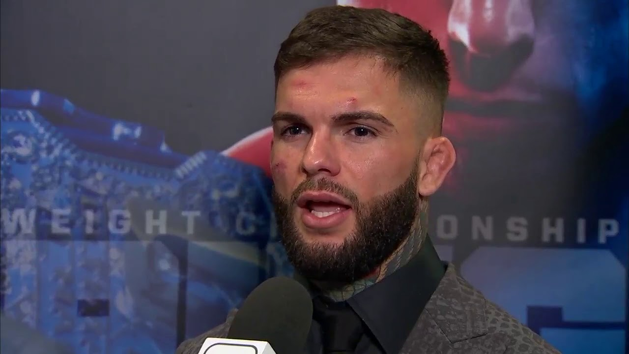 Cody Garbrandt after UFC 217 loss: 'I'm the best in the world and I'll be back from this' | ESPN