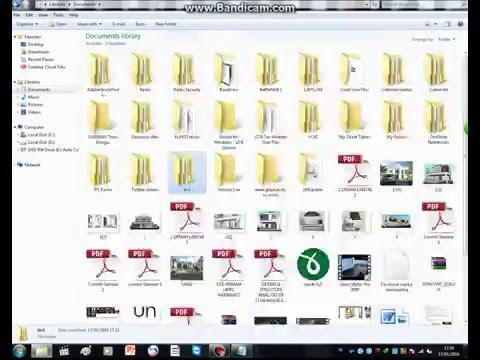 Cara Memasukkan File Ke CD-R Tanpa Software