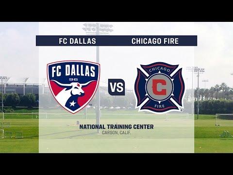 Live Video: Development Academy Semifinals - U-15/16: FC Dallas vs. Chicago Fire