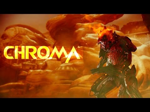 Warframe - Chroma Trailer