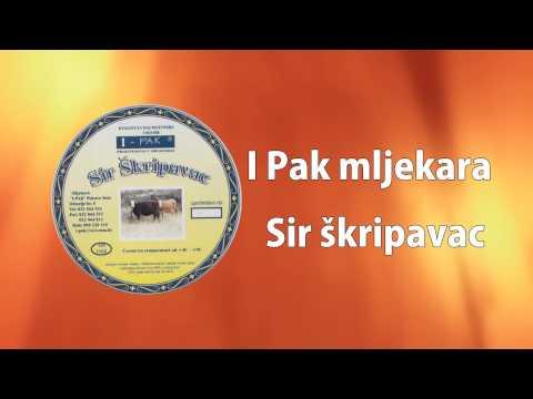 I Pak mljekara – led display