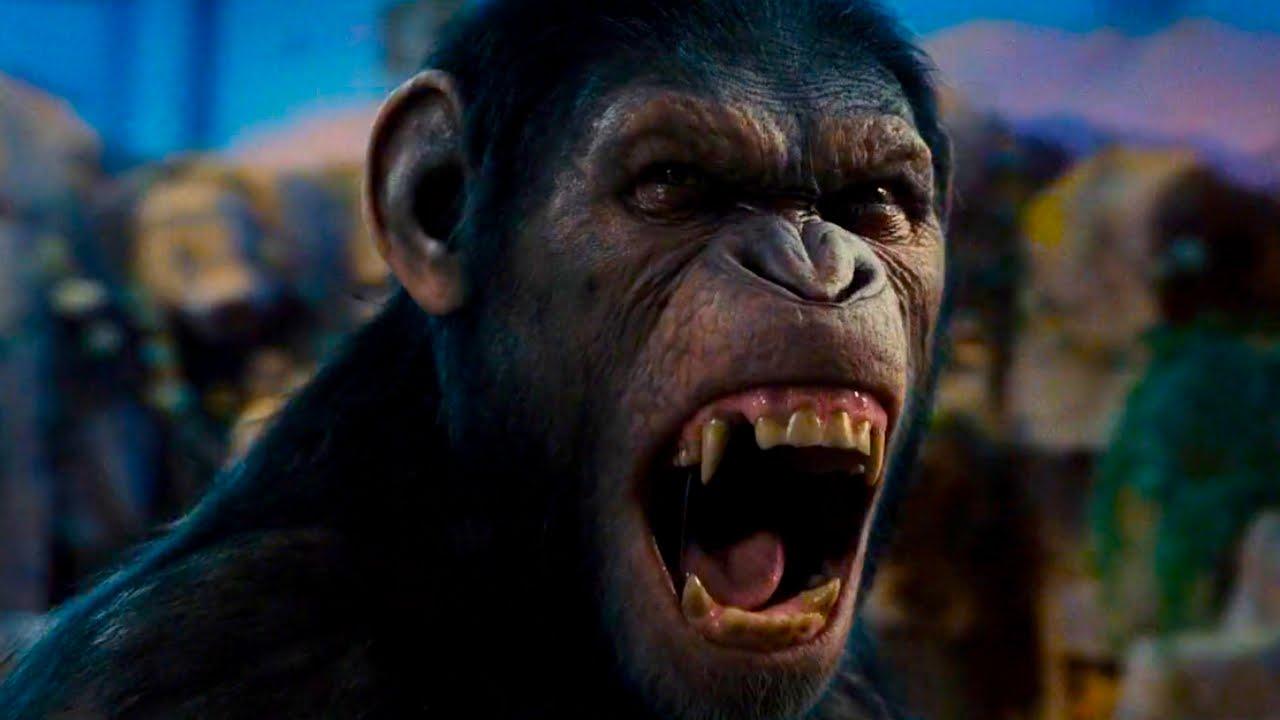 Как называется новый фильм про обезьян 2018