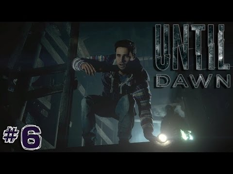 Until Dawn: First Impressions Decisions Jumpscares Reactions | Part 6 | ARE WE THERE YET? thumbnail