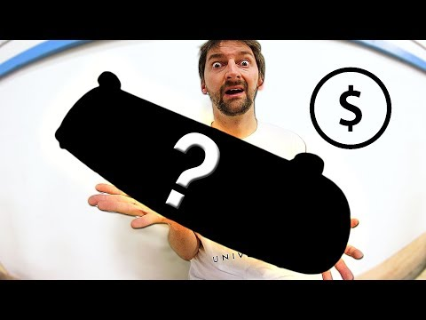 THE CHEAPEST SKATEBOARD OF ALL TIME?!