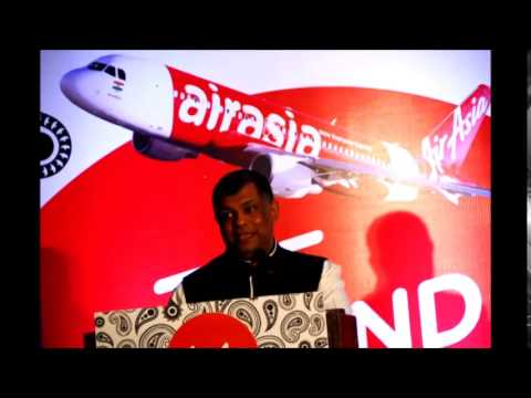 Tony Fernandes, Chief Executive Officer, AirAsia