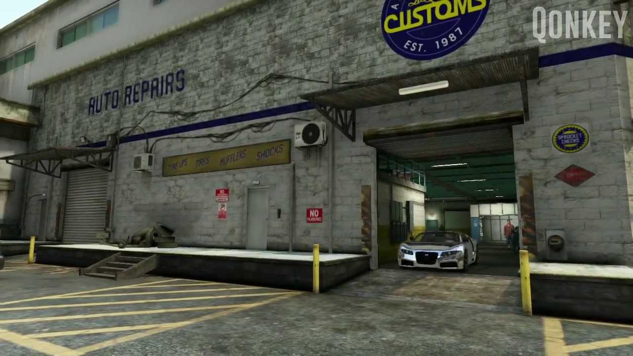 Gta Chrome Car Gta v | Secret Car Location
