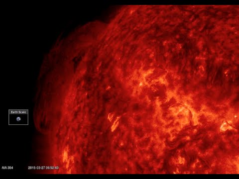Great Wall of Plasma, GMOs | S0 News March 27, 2015