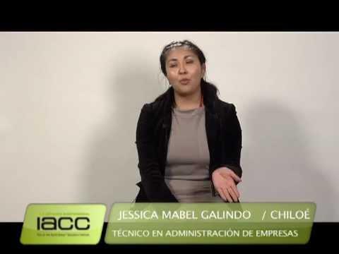 Testimonios de Egresados: Jessica Galindo