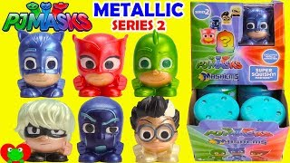 PJ Masks Metallic Mashems Series 2