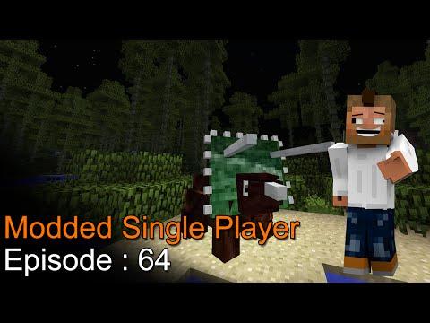 Minecraft MSP Episode 64 - ماين كرافت موديد سنقل بلاير الحلقة 64
