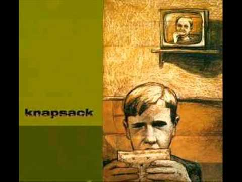 Knapsack - Heart Carved Tree