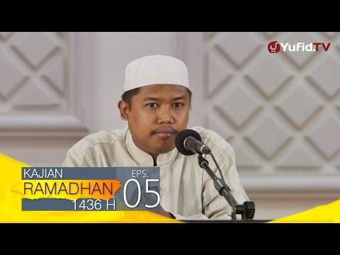 Kajian Ramadhan : Syirik Itu Membinasakan - Ustadz Mustain Syahri, Lc.