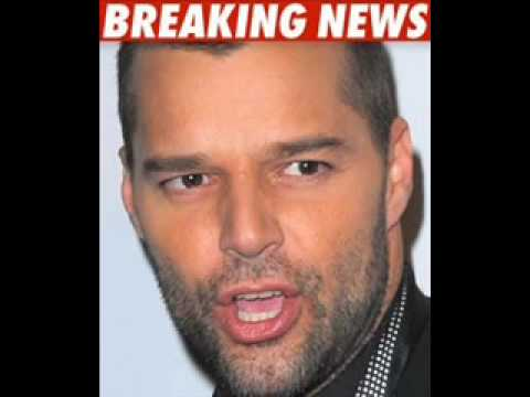 ricky martin gay. Ricky Martin talks about being