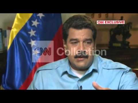 CNN EXCLUSIVE:AMANPOUR VENEZUELA MADURO ECONOMY