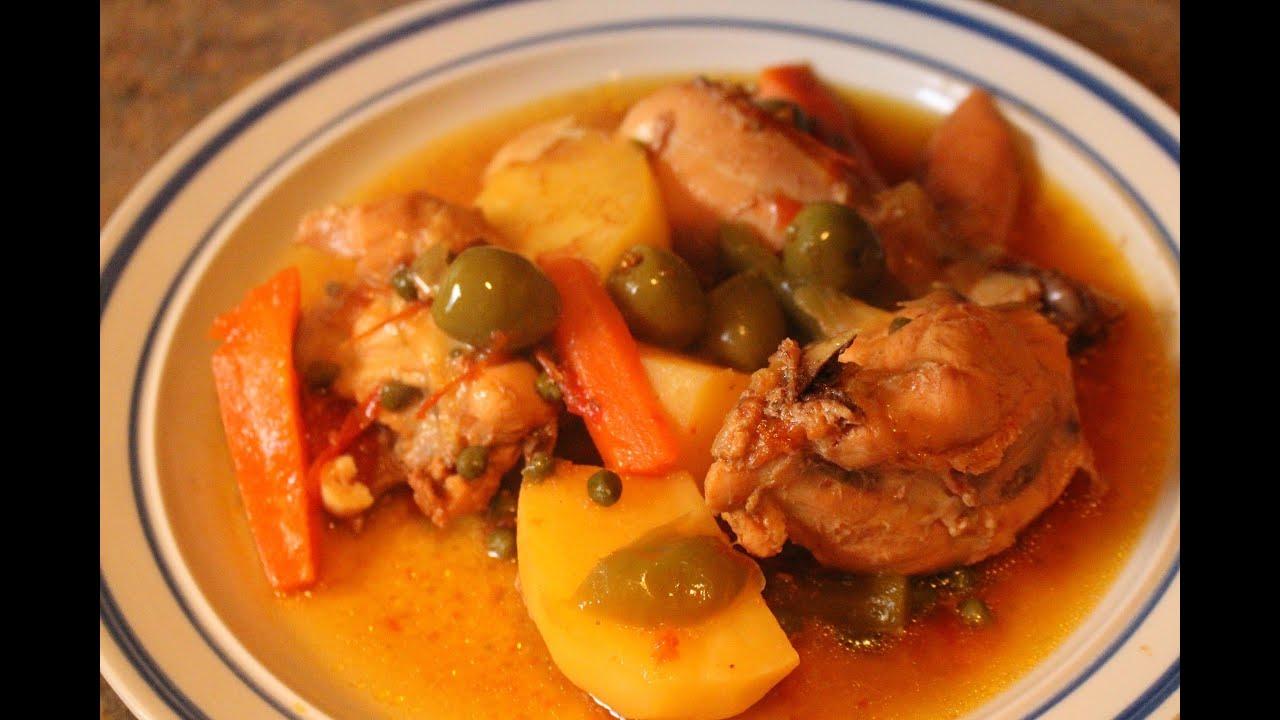 Arroz con pollo - Wikipedia